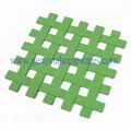 Silicone Knitting Square Mat