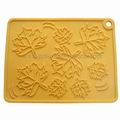 Silicone Trivet-Maple Leaf